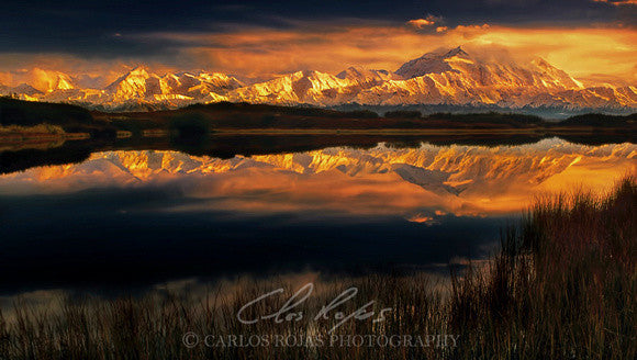 DENALI REFECTIONS ON METAL