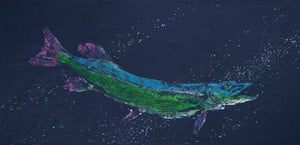NORTHERN PIKE GYOTAKU