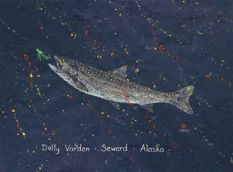 DOLLY VARDEN GYOTAKU