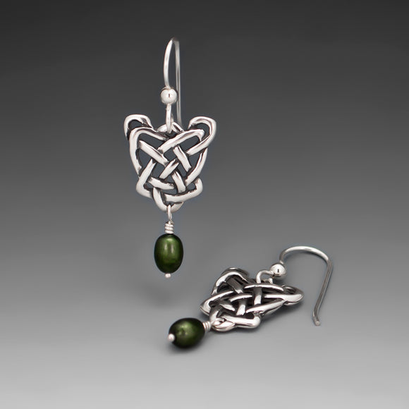 CELTIC DANCE EARRINGS