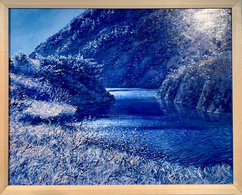 CRATER LAKE AND FROST ORIGINAL OIL
