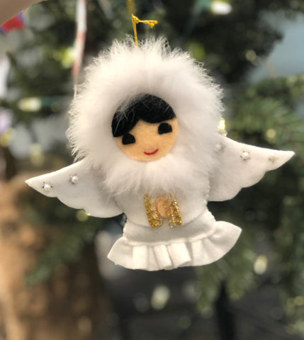 ARCTIC ANGEL ORNAMENT