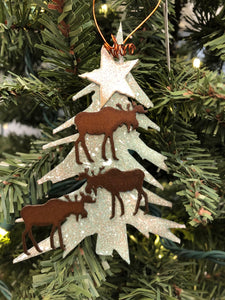 MINI MOOSE/STAR TREE