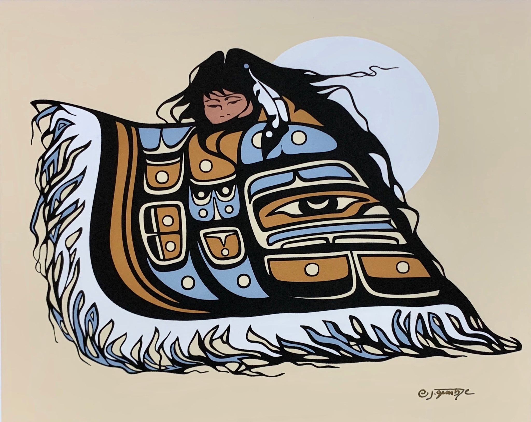 DANCE OF THE CHILKAT