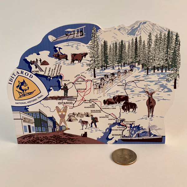 IDITAROD HISTORIC NATIONAL TRAIL