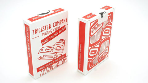 TRICKSTER CO. TLINGIT PLAYING CARDS