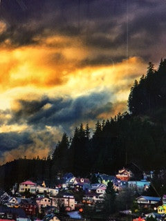 Storm Clouds Over Ketchikan