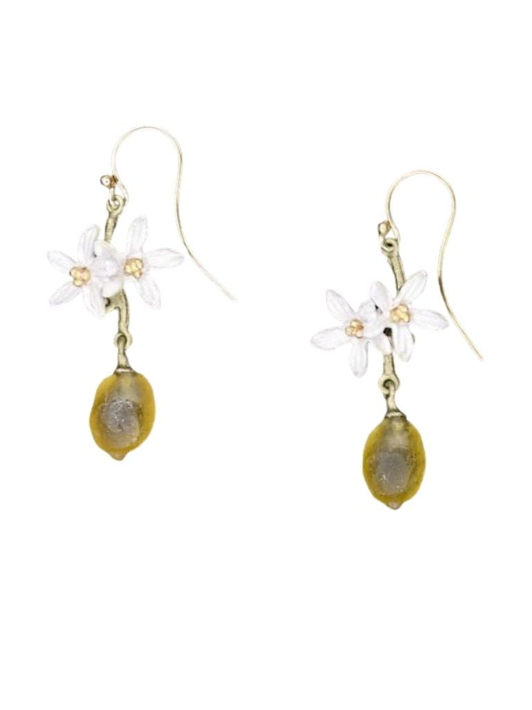 LEMON DROP FLOWER DANGLE