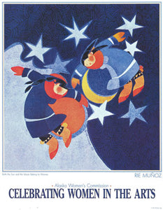BOTH SUN AND MOON BELONG TO WOMEN POSTER