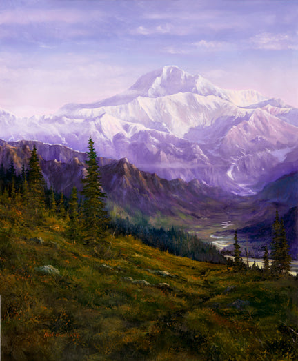 ALPINE VIEW, MT. MCKINLEY