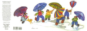 PUDDLE JUMPERS ART CARD