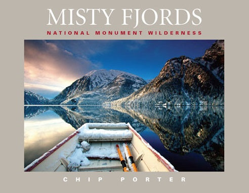 MISTY FJORDS NATIONAL MONUMENT WILDERNESS BOOK