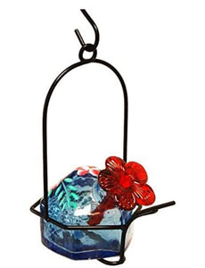 BOTANICA LUNCHPAIL HUMMINGBIRD FEEDER (ASSORTED COLORS)