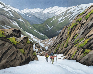 CHILKOOT TREK