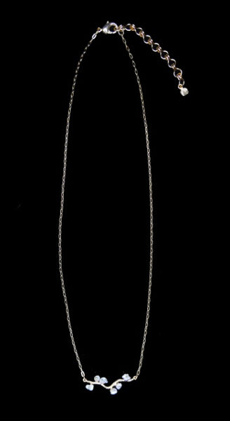 "JASMINE 16"" SINGLE BRANCH PENDANT"