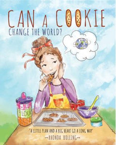 CAN A COOKIE CHANGE THE WORLD? HARDCOVER