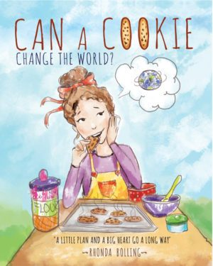 CAN A COOKIE CHANGE THE WORLD? PAPERBACK