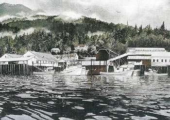 WARD COVE CANNERY