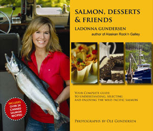 Salmon, Desserts & Friends