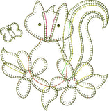 Little Stinker Embroidery File