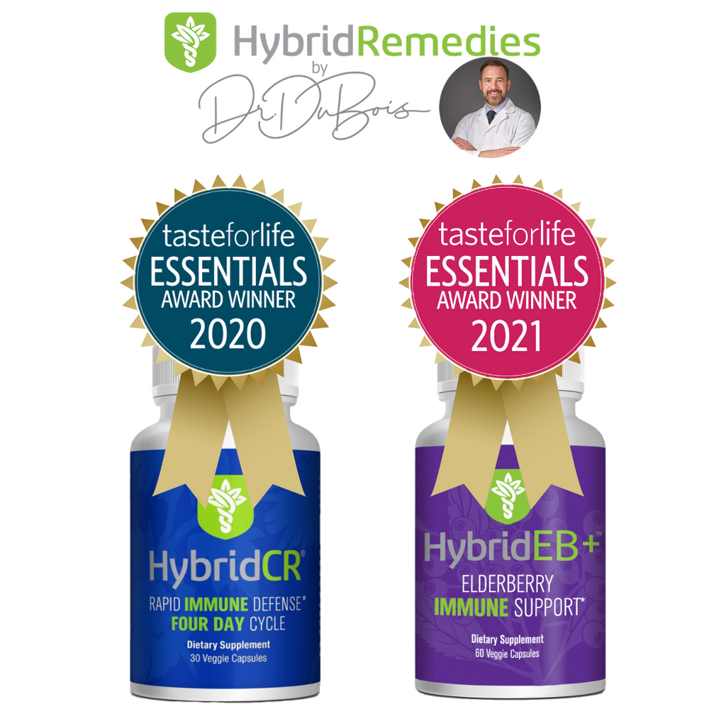 Hybrid Remedies wins Back-to-Back National Awards
