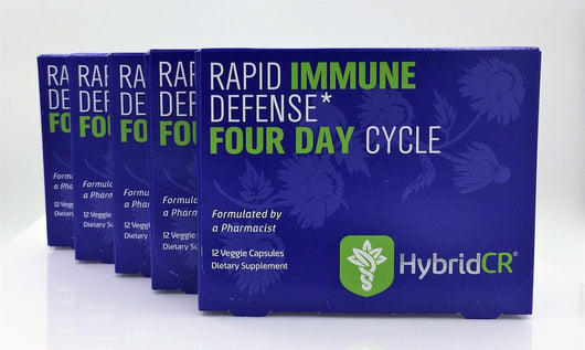 HybridCR Rapid Immune Defense - Family Pack