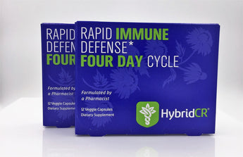 HybridCR Rapid Immune Defense - Combo Pack
