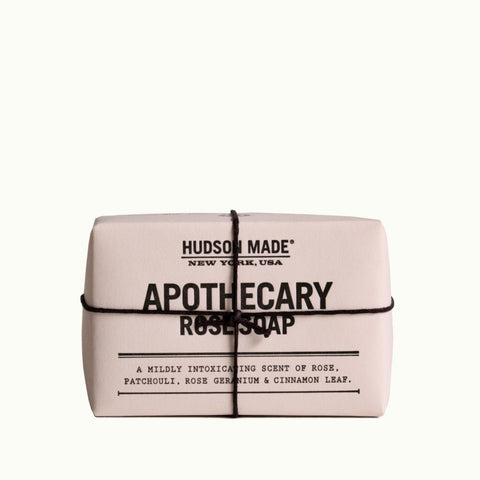 Apothecary Rose Hand Soap Bar