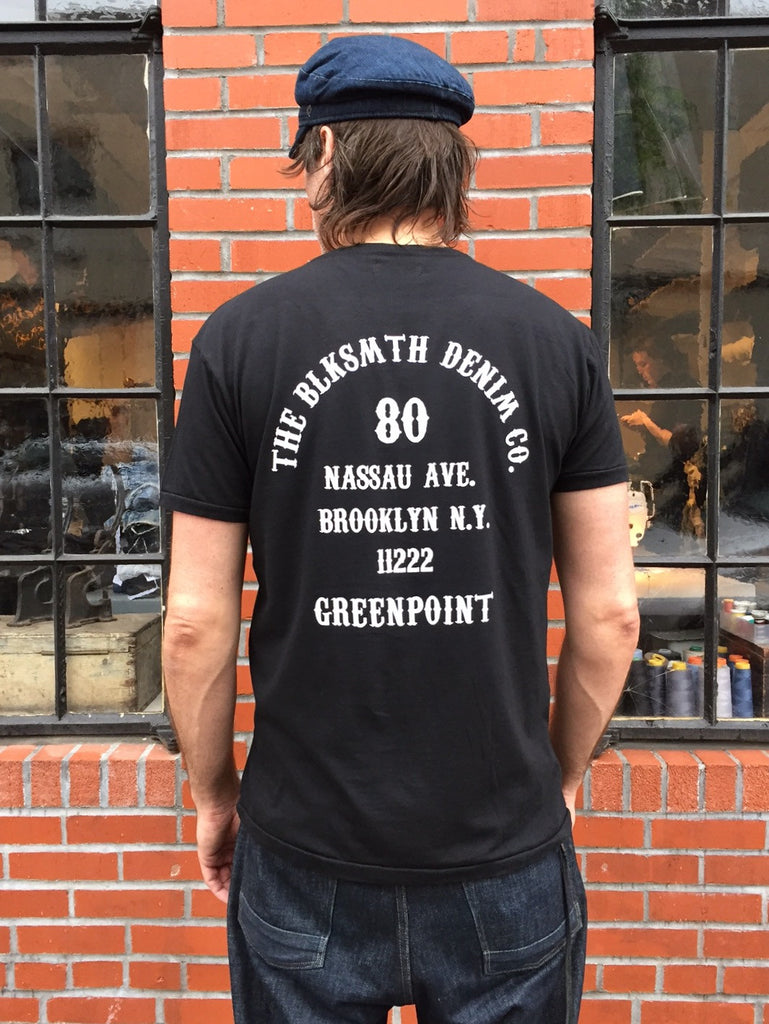 Cut & Sew T-Shirt BLKSMTH Greenpoint