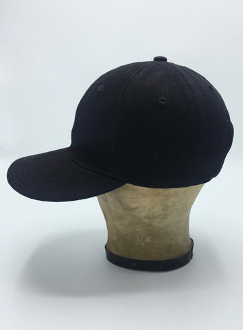 BLKSMTH Black Denim Twill Cap