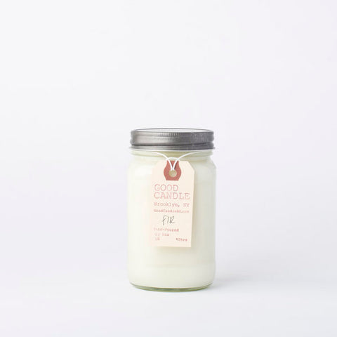 Fir Scented Candle