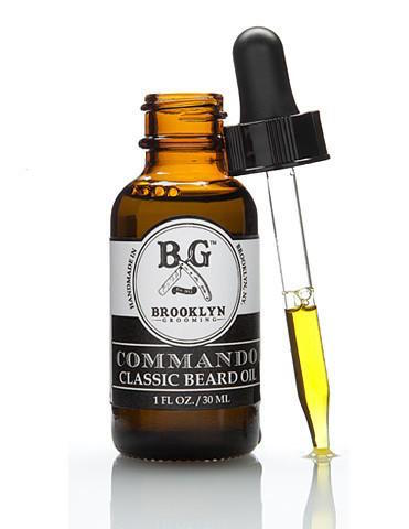 Brooklyn Grooming Commando Classic Beard Oil