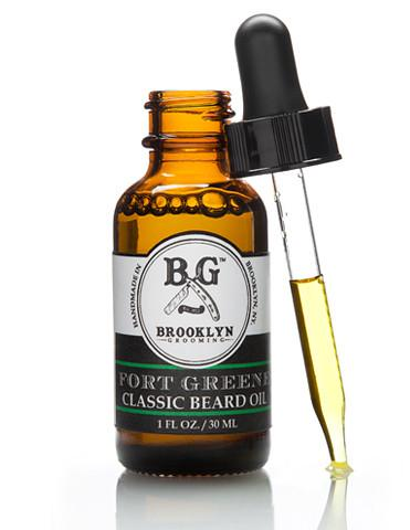 Brooklyn Grooming Fort Greene Classic Beard Oil