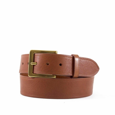 Tan Belt - Single Prong