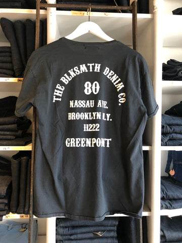 2019 tees blksmth black with white
