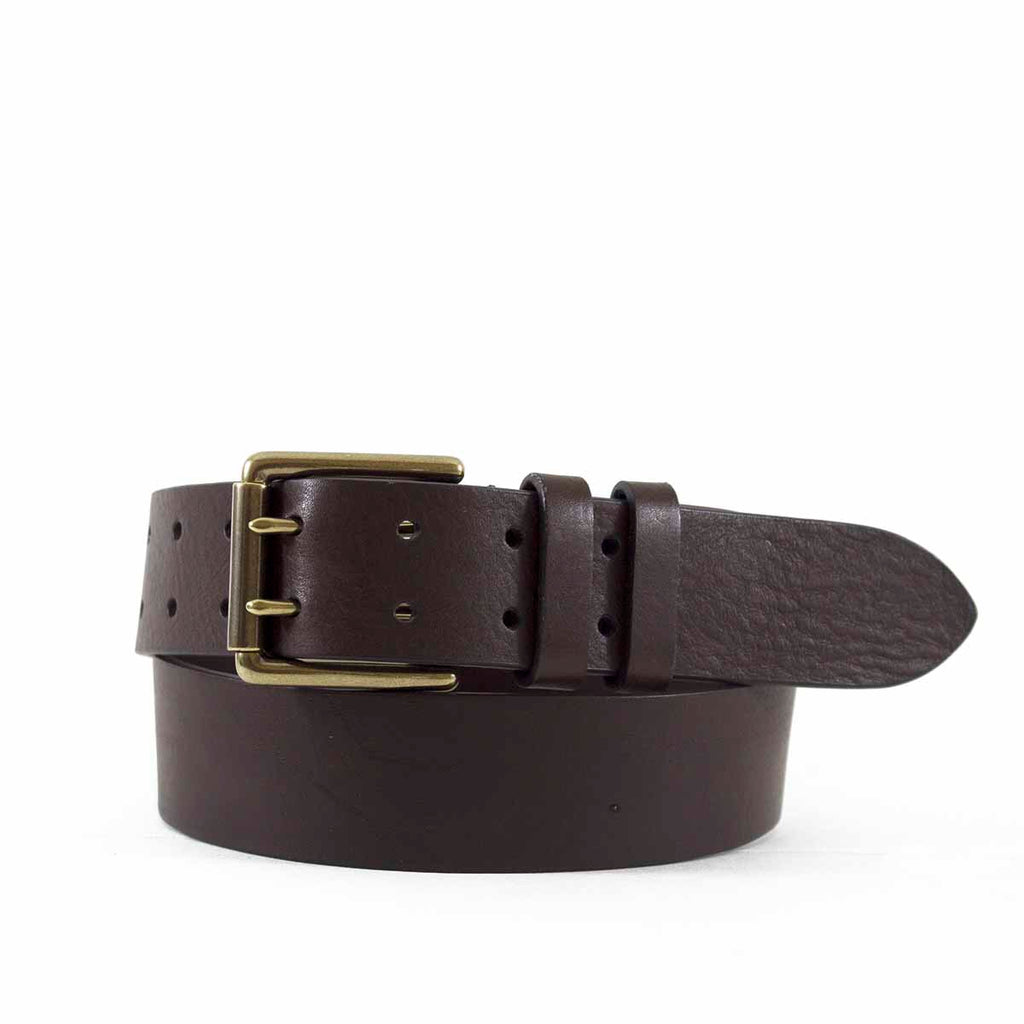 Brown Belt - Double Prong