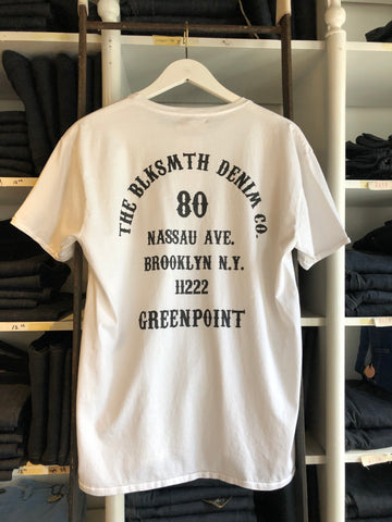 2019 tees blksmth white with black
