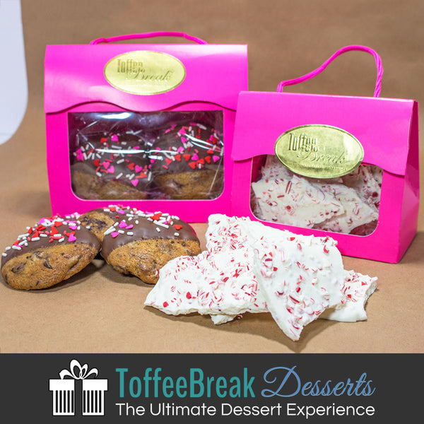 Valentine's Day Collection - Toffee Break Desserts