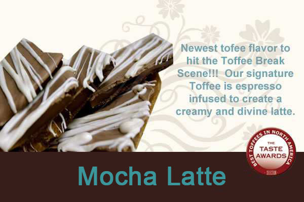 Mocha Latte Toffee