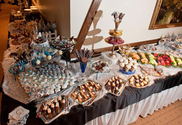 Toffee Break Desserts - Events - Sweet Table