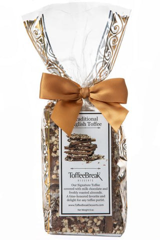 Toffee Gift Bag 8 oz