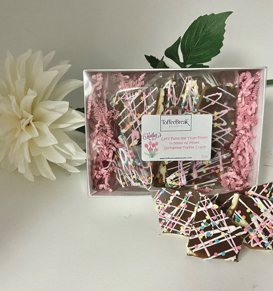 Mother's Day Springtime Crack Gift Box