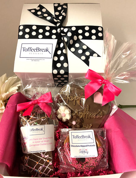 "Mother's Day ""Deluxe Collection"" of ToffeeBreak Specialties"