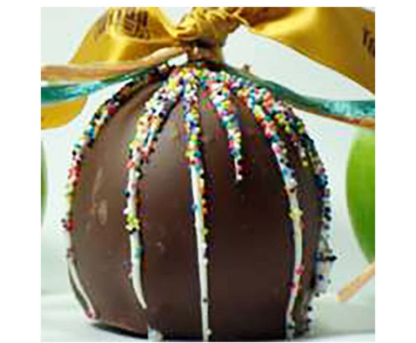 Milk Chocolate Caramel Apple - Toffee Break Desserts
