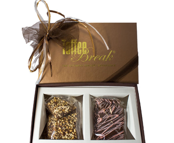 Signature Gift - Bronze Shimmer Gift Box 1 lb.