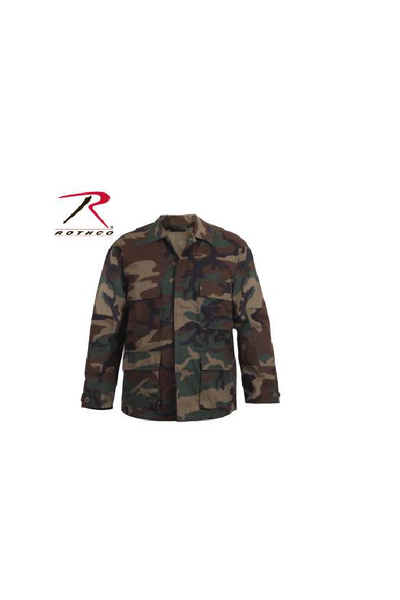 Rothco shirt WoodLand - Tactical-Canada