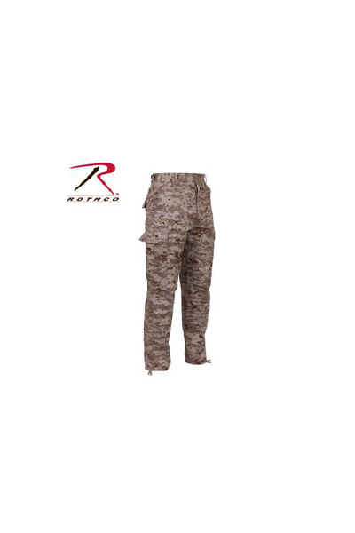 Rothco pants Digital Desert - Tactical-Canada