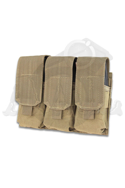 Condor Triple M4 Flap pouch - Tactical-Canada