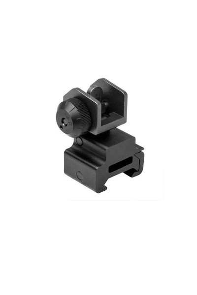 NcStar AR15 Flip-Up Rear Sight / Mire arrière - Tactical-Canada