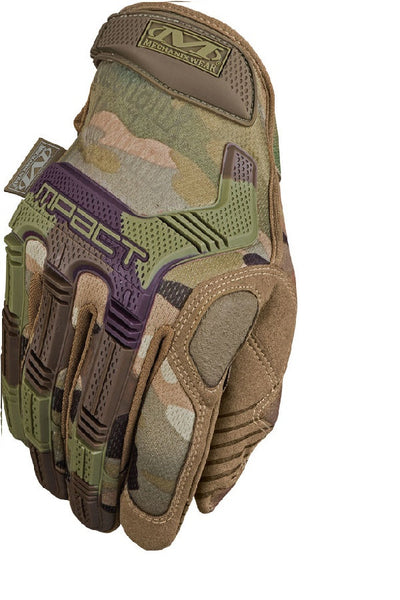 Mechanix Multicam M-Pact Gloves - Tactical-Canada